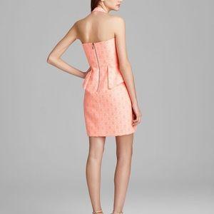 🧡NWT Laundry by Shelli Segal jacquard dress